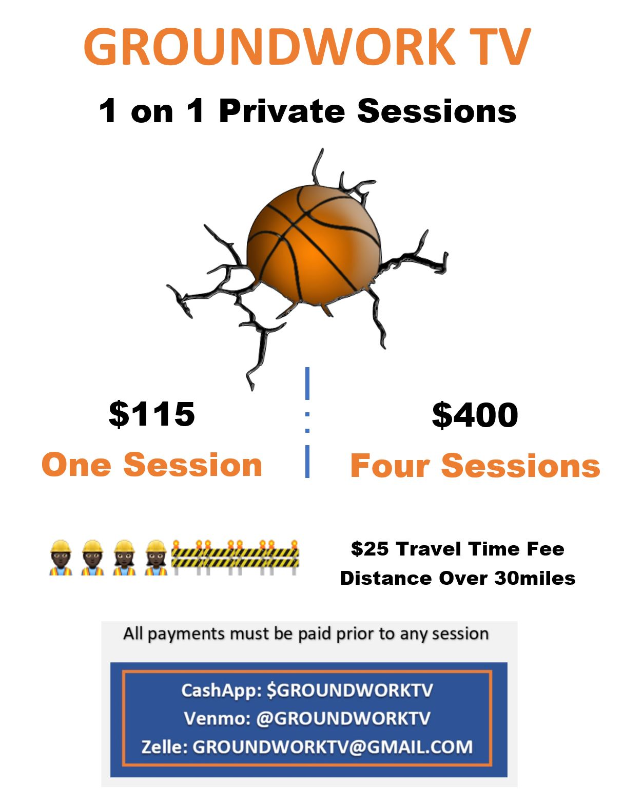 GroundWork TV on Echelon Local | NBA, Collegiate, Youth | Special Detail Basketball Training, Professional Basketball Fundamentals, Game Reads Situations, Skills Improvement programs
