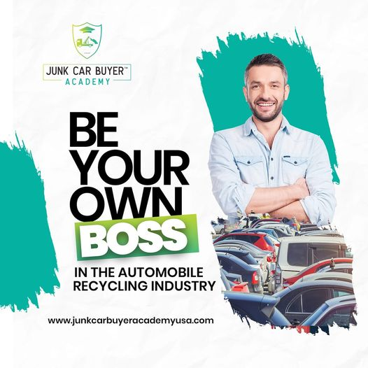 Junk Car Buyer Academy USA on Best In Search | Automobile Recycling Curriculum | Be Your Own Boss! Become a successful Junk Car Buyer with our eLearning resources!